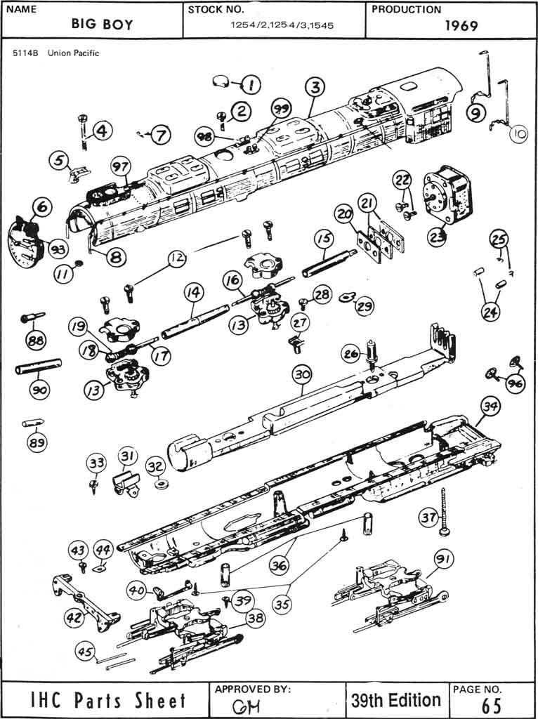 The Guide to HO Steam Locomotives on bachmann trains parts schematic, proto 2000 wiring diagrams, bachmann decoder wiring-diagram, diesel engine wiring diagrams, car wiring diagrams, dcc track wiring diagrams, bachmann big haulers parts,