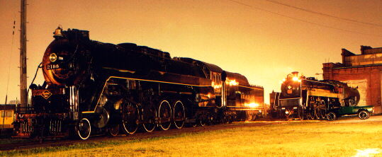 Philadelphia Amp Reading 4 8 4 Quot Northern Quot Locomotives In The Usa